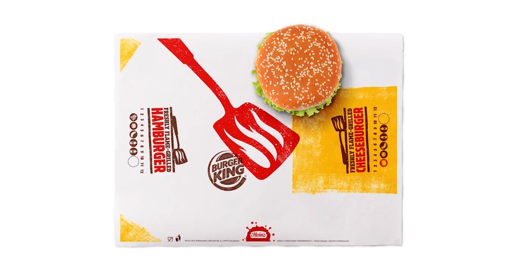 BK packaging