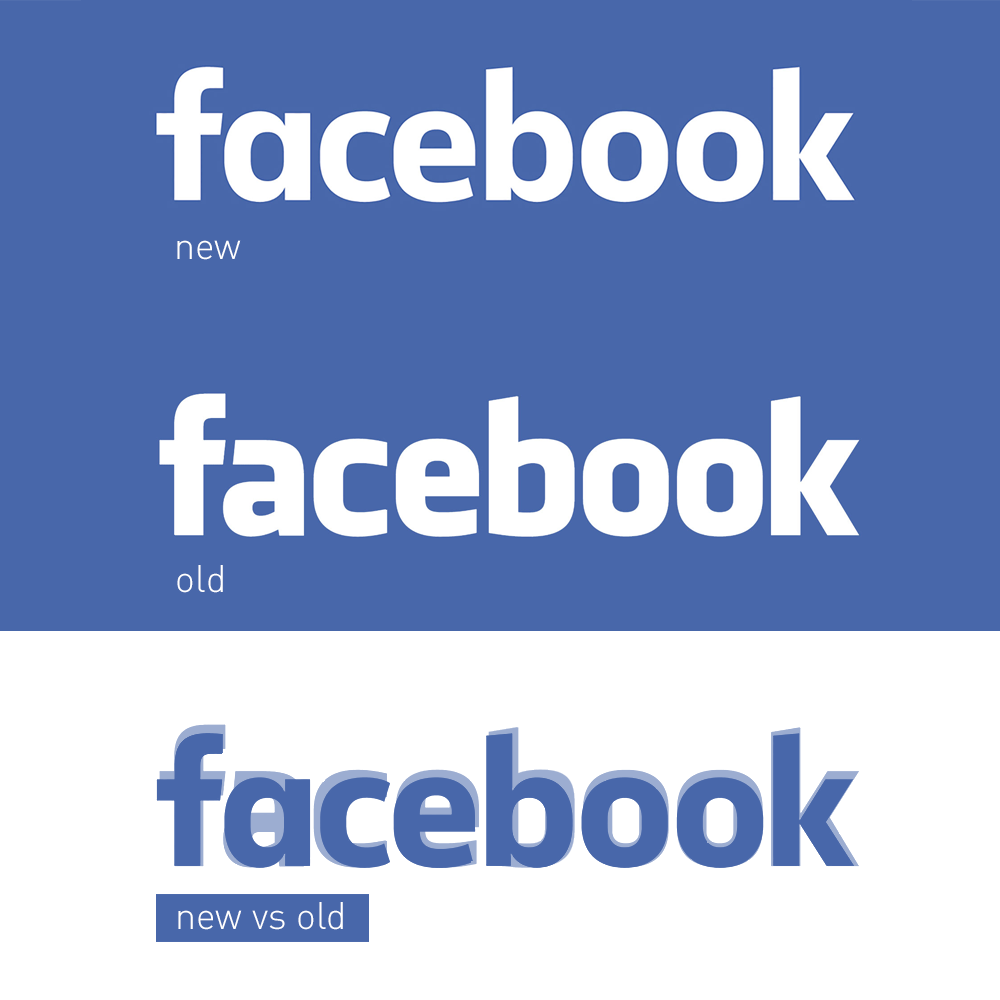 Facebook new logo 2015