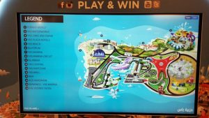 DIGITAL ACTIVATION FOR YAS ISLAND & YAS MALL HUB