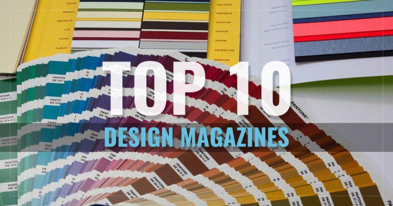 TOP 10 DESIGN MAGAZINES IN THE WORLD – LAVA Brands