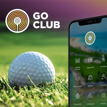 LAVA Brands Work For Client - Go Club Golf