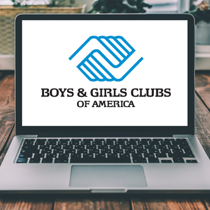 LAVA Brands Work For Client - Boys and Girls Club of America
